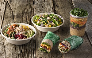Freshii menu offerings