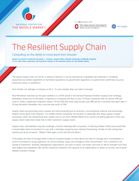 supply chain - customer realtionship research papers Check out this supply chain management and customer relationship management essay paper buy exclusive supply chain management and customer relationship.