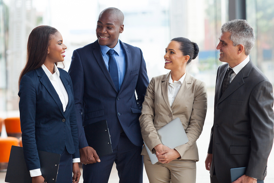 7 Networking Tips for Properly Representing Your Company ...