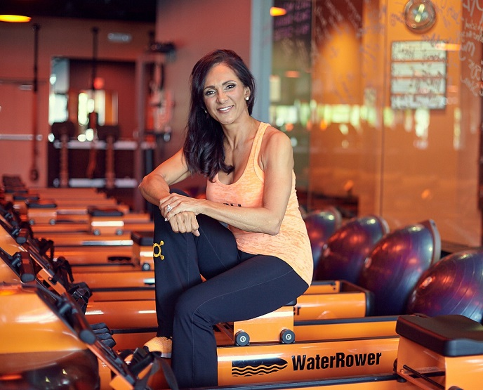 Ellen Latham, founder of Orangetheory Fitness