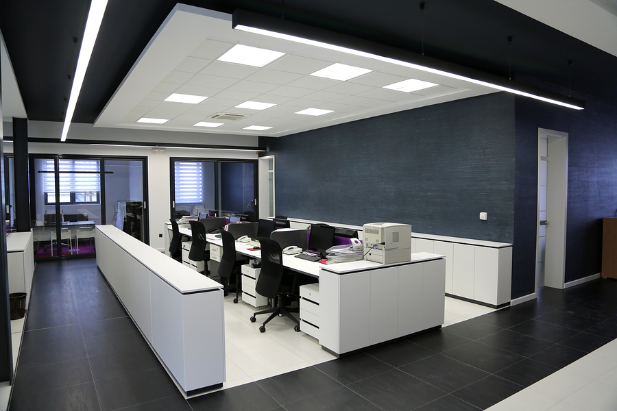 Use Your Unique Office To Display Company Values, Priorities And Brand.  Design Expresses Corporate Culture